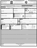 Spill Reporting Form - Maryland Department Of The Environment