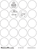 1.5 Inch Button Graphic Template