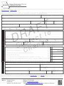 Form Mo-8826 - Disabled Access Credit - 2013