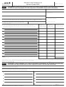Form 4876-a - Election To Be Treated As An Interest Charge Disc
