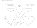 Wonder Woman Headband Template