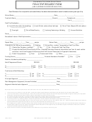 Form Rsk -f106a - Field Trip Request Form - Sacramento City Unified School District
