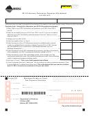 Form Fid - Montana Estate Or Trust Tax Payment Voucher - 2013