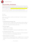Letter Of Invitation India