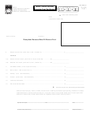 Form Dr-309633 - Mass Transit System Provider Fuel Tax Return