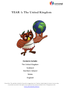 Year 1 Geography Worksheets