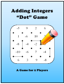 Dot Game Template
