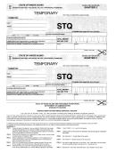 Form T-204q - Quarterly Sales And Use Tax Return