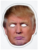 Trump Mask Template