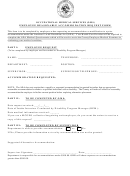 Employee Reasonable Accommodation Request Form - Montgomery County Occupational Medical Services (oms)