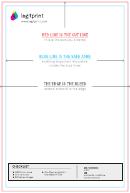 4 X 6'' Template - Postcards, Invitations, Announcements