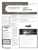 Fall Safety Newsletter Template - 2017