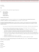 Sample Letter To Request External Review Of Autism Assessment Or Treatment Denial