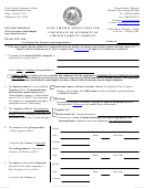 Form Llf-1 - West Virginia Application For Certificate Of Authority Of Limited Liability Company - 2017