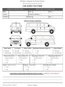 Ng Form 4670-7v - Van Inspection Form