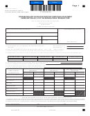 Form It 552 - Corporation Application For Tentative Carry-back Adjustment Under Section 48-7-21 Of The Georgia Public Revenue Code - 2017
