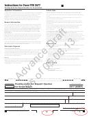 Form 3577 (corp) Draft - Pending Audit Tax Deposit Voucher For Corporations