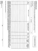 Schedule Form Os-114a - Sales And Use Tax Return