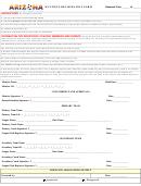 Multiple Registration Form - Arizona Youth Soccer Assosiation