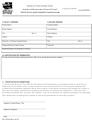 Form Ecy 020-86 - Notice Of Termination Form Industrial Stormwater General Permit
