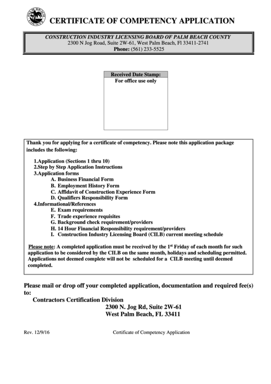 499 florida legal forms and templates free to download in pdf for Competency certificate template