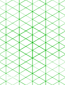 Trapezoid Graph Paper
