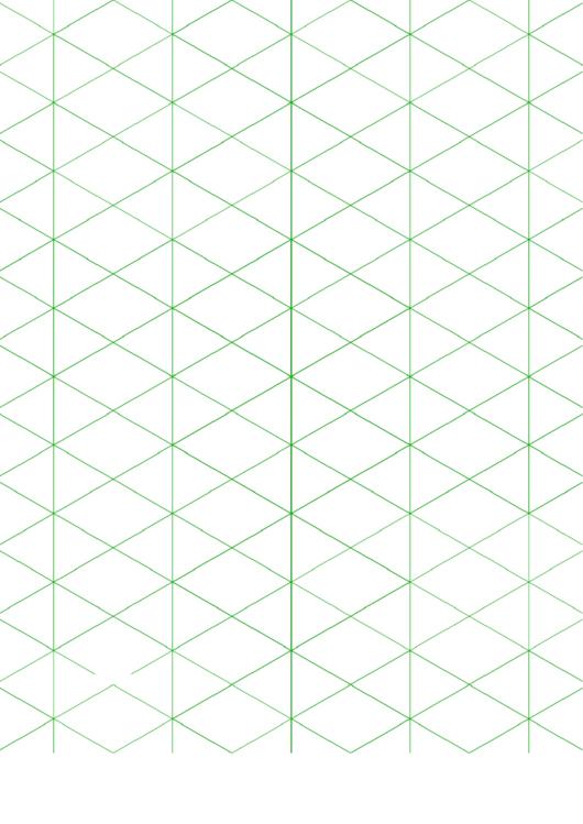 Trapezoid Graph Paper Printable pdf