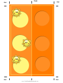 Bright Sun Bookmark