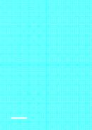 Blue Dot Paper