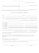 Stepparent Petition For Adoption