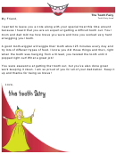 Tooth Fairy Letter Good Extraction