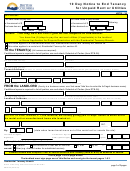 Form Rtb-30 - 10 Day Notice To End Tenancy For Unpaid Rent Or Utilities