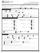 Home Evaluation Form - Orthopedic Pre-operative Screening