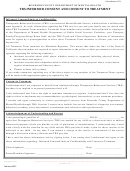 Attachment 19 - Tbs Informed Consent And Consent To Treatment - Riverside County Department Of Mental Health