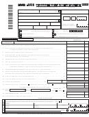 Form Nyc-202s - Unincorporated Business Tax Return For Individuals - 2016