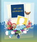 My Life Story Book Template