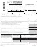 Form Nyc 114.8 - Lower Manhattan Relocation Employmentassistanceprogram (lmreap) Credit Applied To Unincorporated Business Tax - 2007
