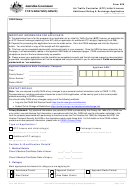 Form 906 - Air Traffic Controller (atc) Initial Licence/ Additional Rating & Exchange Application