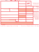 Form 1099-div - Dividends And Distributions - 2007