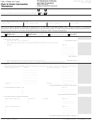 Form Hud-637 - Claim Calculation Worksheet - U.s. Department Of Housing And Urban Development