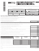 Form Nyc-114.8 - Lmreap Credit Applied To Unincorporated Business Tax - 2013