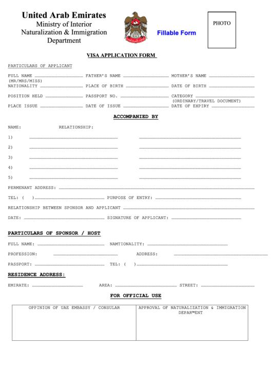 page_1_thumb_big Visa Application Form Example E Uc on