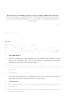 Diligence Letter From External Legal Counsel Addressing Certain Diligence Issues As A Precondition To The Mobilisation Of Syndicated Loans Governed By English Law As Collateral In Eurosystem Credit Operations