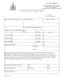 Form Bft - Vermont Bank Franchise Tax Return - 2000