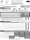Nyc Schedule M (form Nyc-3l) - Merger, Aquisition And Consolidation Information Report - 2000
