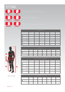 Specialized Concept Store Sizing Chart