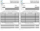 School Purchase Order Template