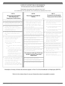 Instructions For Form I-9 - Employment Eligibility Verification - Department Of Homeland Security
