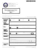 Mark Registration Form - Nevada Secretary Of State