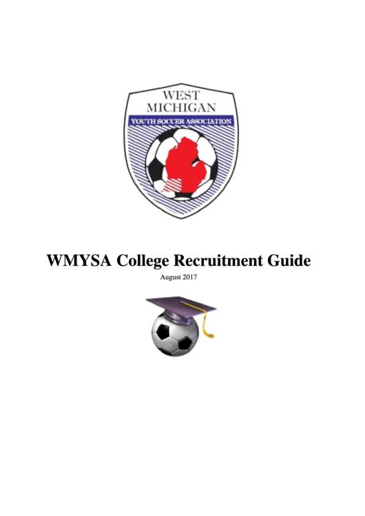 Wmysa College Recruitment Guide